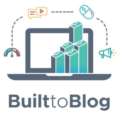 Built to Blog Teachable Logo